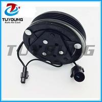 Auto ac Compressor clutch set for Suzuki swift /Sx4 95200-62JA0 9520062JA0 AKC200A083A AKC011H087 AKC200A083A MSC60CAS