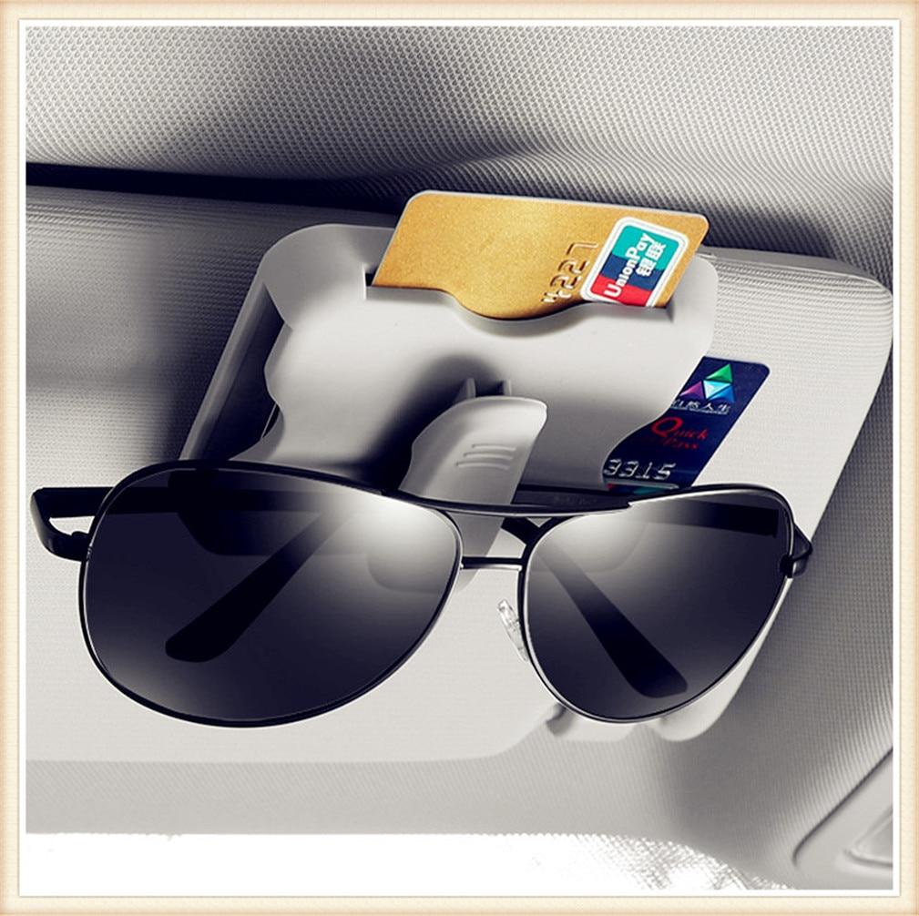 Parasol para coche organizador de gafas de sol titular de la tarjeta Clip para Lexus IS350 GS430 RX400h RX330 IS250 ES330 LF-A IS-F lf-xh UX RC ES