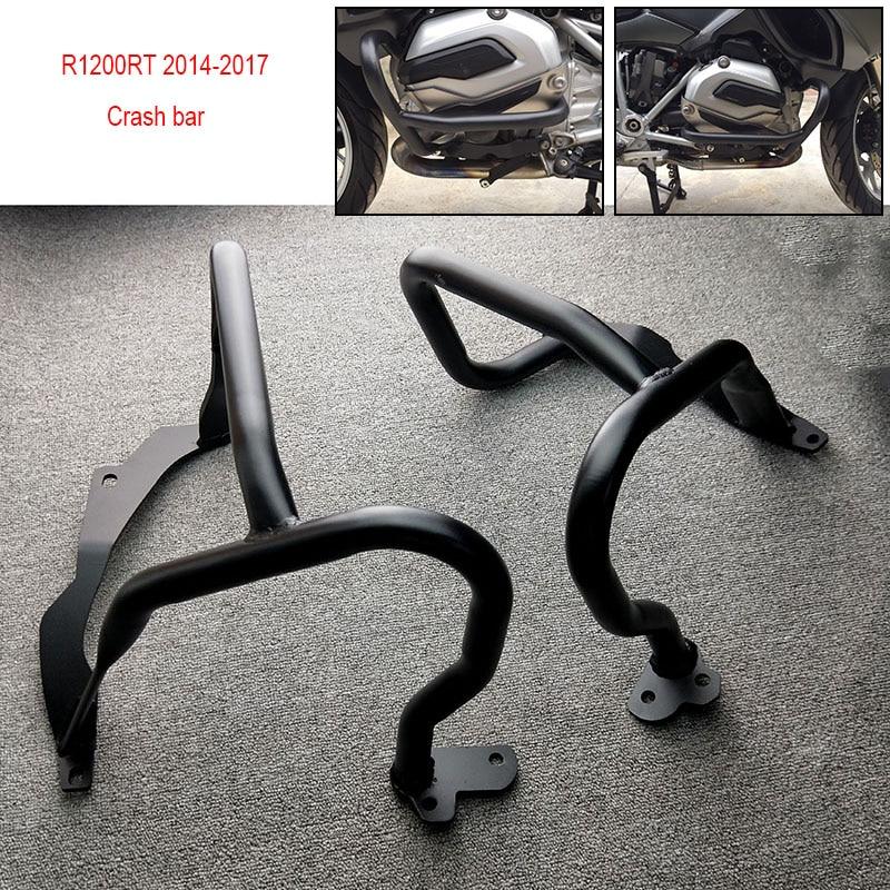 واقي للمحرك الأمامي للدراجة النارية BMW R1200RT 2014 2015 2016 2017 حماية شريط التصادم