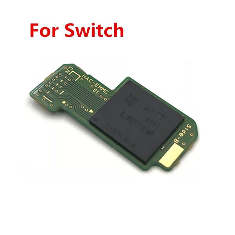 Usado Original EMMC 32G Interruptor do Módulo de Memória RAM para Nintend 32G módulo de Armazenamento de Memória Para Mudar NS Anfitrião console
