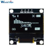 Module de LED blanc O écran LED lcd 0.96