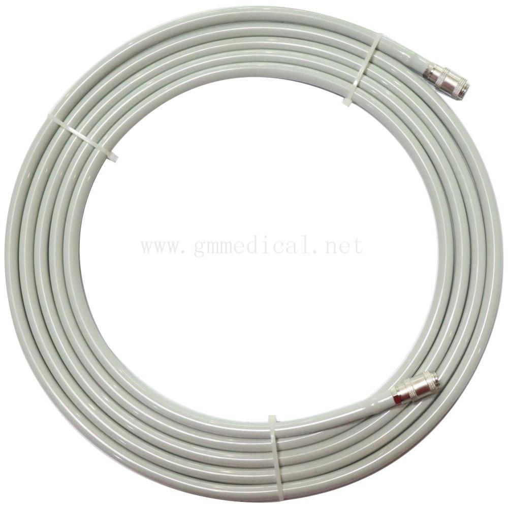 Pressure cuff air hose , single tube , L=3m Nibp extension tube.