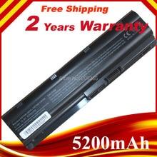 Batterie dordinateur portable pour hp Pavilion Dv5-2000 dv5-3000 dv6-3000 dv6-3100 dv6-3300 dv6-4000 HSTNN-DBOW HSTNN-DB0X HSTNN-F01C HSTNN-F02C