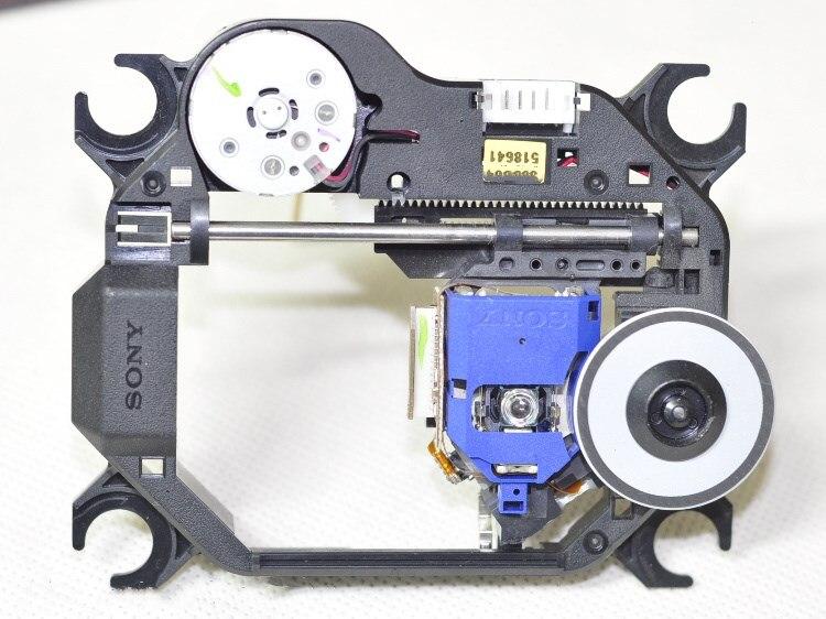 Замена для SONY FST-ZX80D CD DVD плеер запасные части лазерные линзы Lasereinheit в сборе FSTZX80 Оптический Пикап BlocOptique