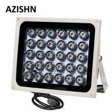 AZISHN-illuminateur infrarouge 30 IR CCTV led   vision nocturne 850nm, lumière de remplissage de vidéosurveillance dextérieur en métal IP65 pour caméra de surveillance de vidéosurveillance