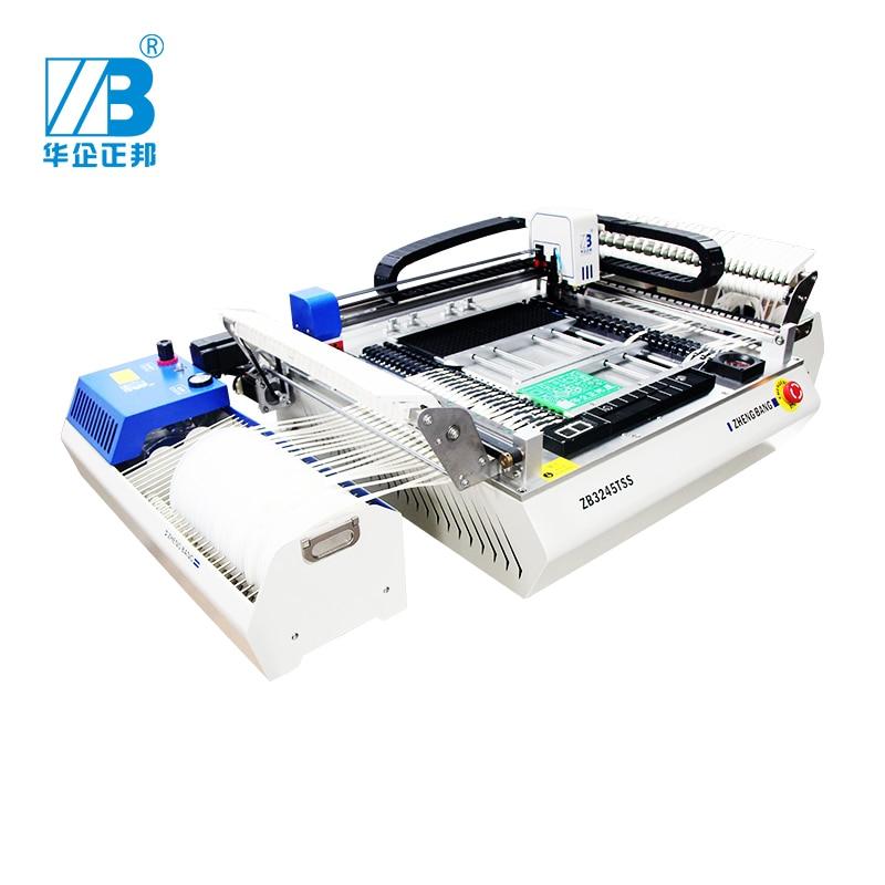 PCB Высокое качество поверхностного монтажа устройство SMT Размещение машина с 54 Фидер палочки и место машина