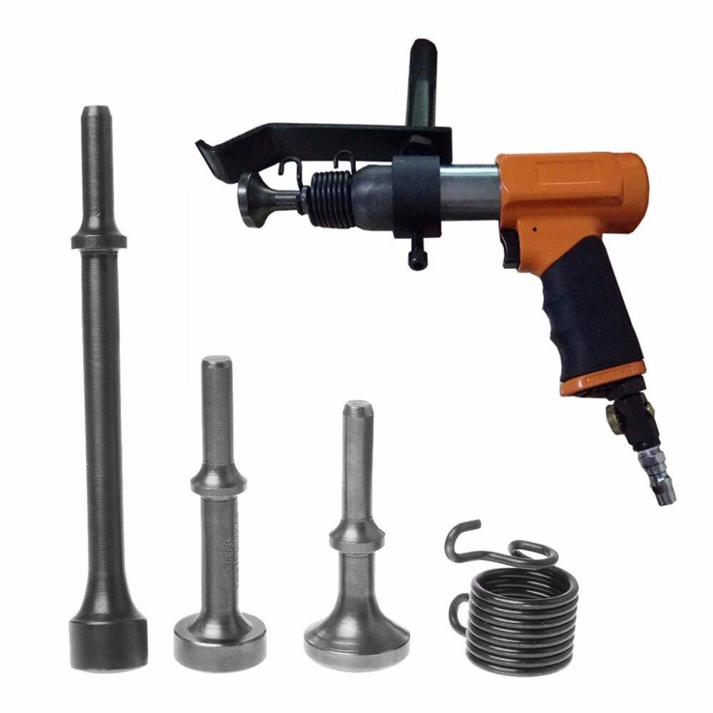 Martillo neumático suavizante BENGU 3 uds, herramienta de broca larga y 1 x reparación de neumáticos de resorte 5AC800218