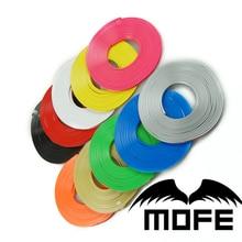 Специальное предложение защитные обода для колес из сплава/кольца/латунные гетры зеленого, розового, красного, оранжевого, синего, черного, ...