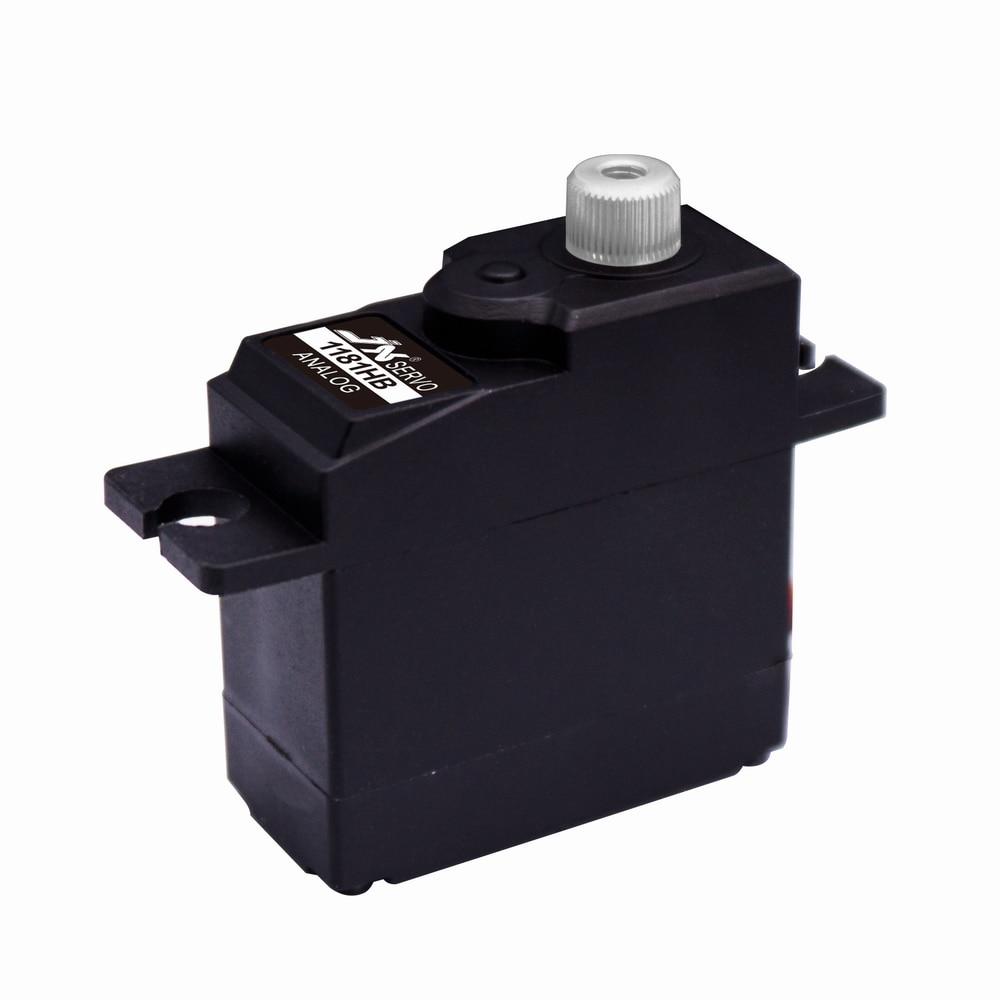 JX PS-1181HB 18g Plastic Gear analog servo