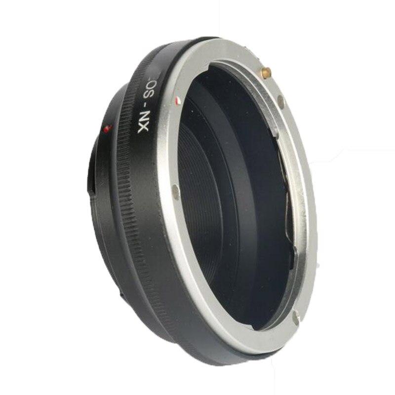 Para Canon EOS-NX EF-NX anillo adaptador EF EF-S adaptador de lente para Samsung NX montaje de cámara NX5 NX10 NX11 NX20 NX200 NX300 NX1000