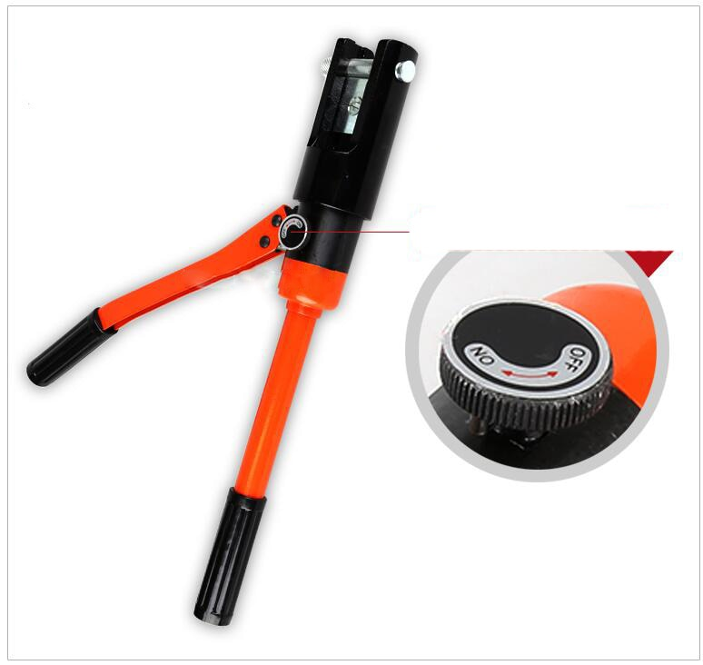 Hydraulic clamp Crimping pliers/wire crimpers Terminal clamp YQK-240/300 Bolt clipper Manual hydraulic shear 16-300mm2 enlarge