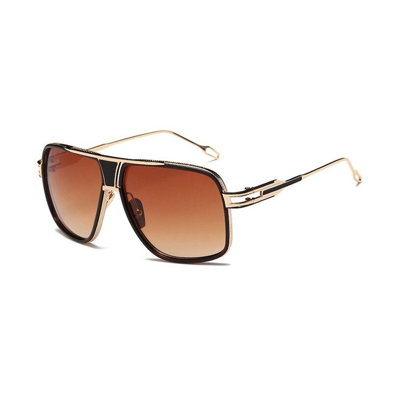 2019 Óculos De Sol Dos Homens Designer de Marca Óculos de Sol Condução Oculos de sol Masculino Grande Mestre óculos de Sol Quadrado