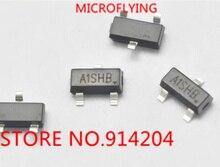 MICROFLYING 500pcs/lot SI2301DS SI2301 A1SHB SOT23 MOSFET
