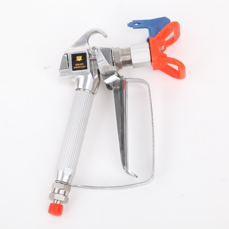 Aftermarket sprayer parts Airless Spray Gun with 517 spray tip and guard Suit for Tool, Wager,Titen paint sprayer enlarge