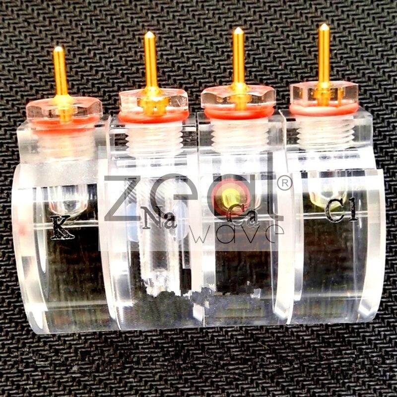 قطب كهربائي لمحلل الإلكترود الكهربائي AVL ، ملحق كهربائي لمحلل الإلكترود ، الصوديوم ، Cl ، الكلور ، Ca ، الكالسيوم