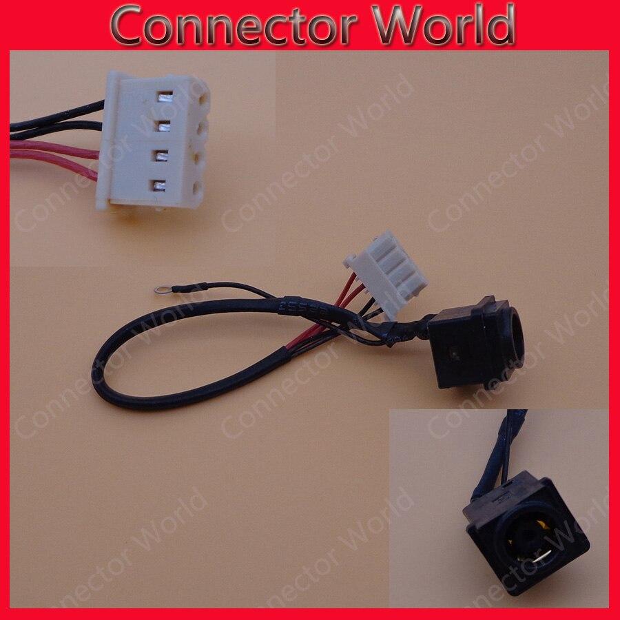 Toma de corriente DC con Cable para Sony Vaio VPCEH VPC-EH VPCEH1AFX/B SVE15 SVE151G11L PCG-71B11N-71914L 71911M