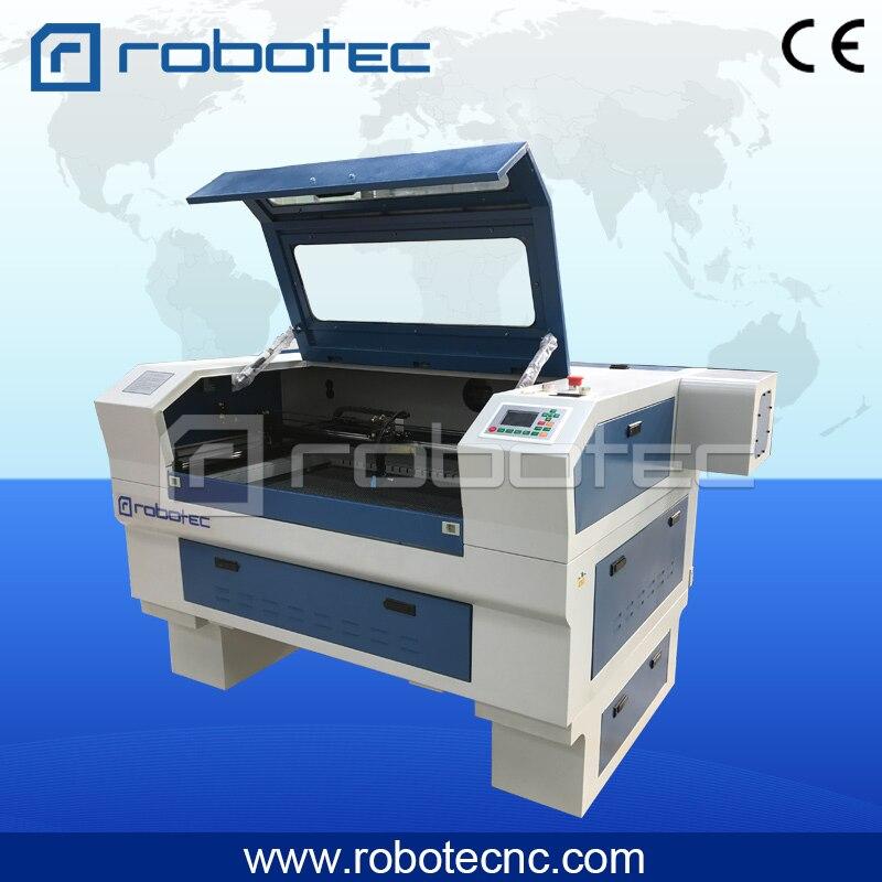 50 W 60 W 80 W 100 W 600*900mm 6090 CO2 máquina de grabado láser/grabador láser /Mini CO2 máquina de grabado