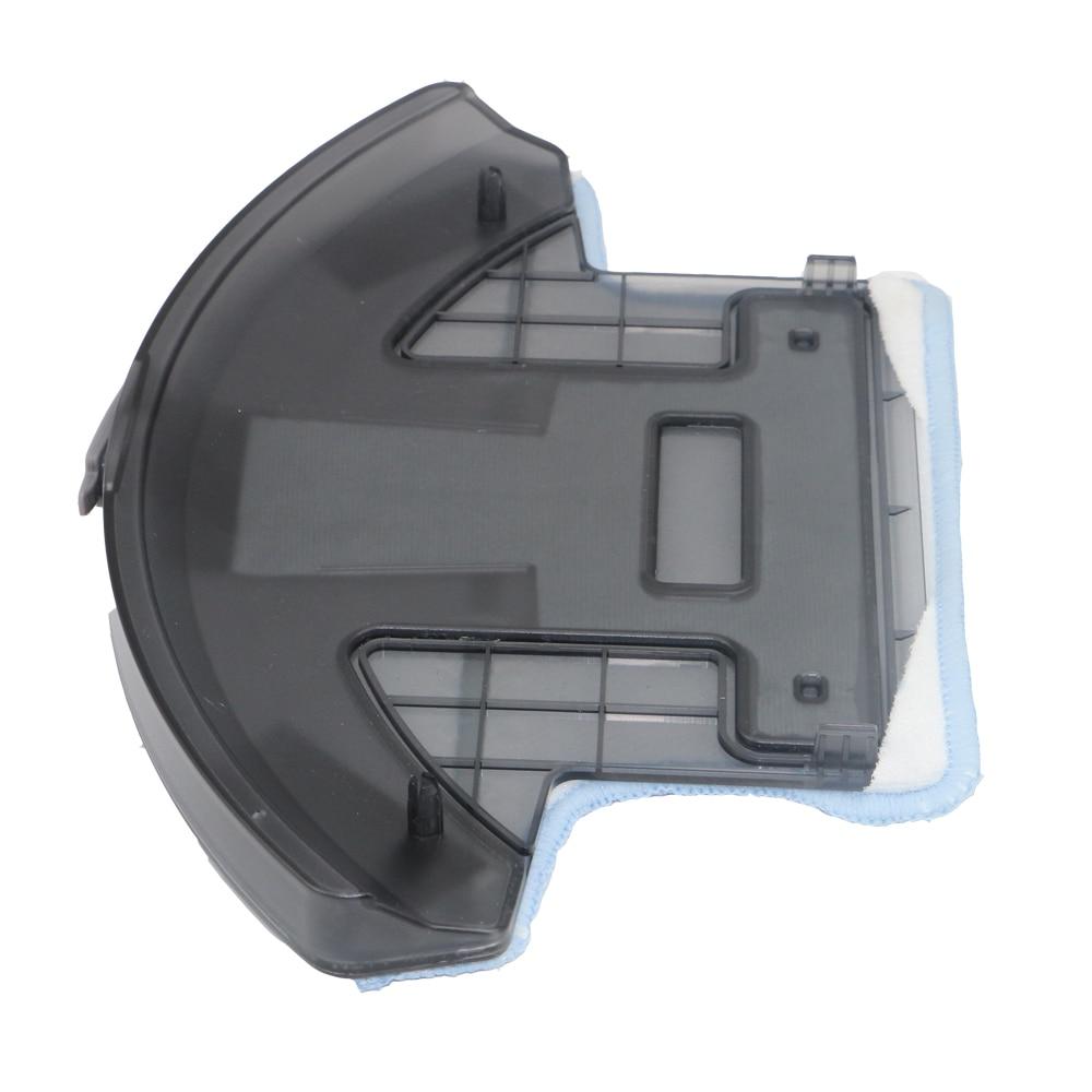 vacuum cleaner part Original  water tank for Cleanmate QQ6 robot vacuum cleaner , new water tank with 1pc carton mop