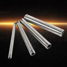 200mm 304 acier inoxydable tube connecteur mâle filetage égal Extension Tube tuyau raccord différentes tailles