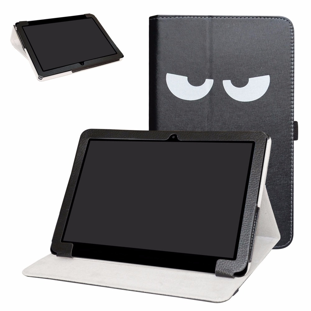 "Funda para 10,8 ""CHUWI SurBook Mini Tablet plegable soporte PU cubierta de cuero"