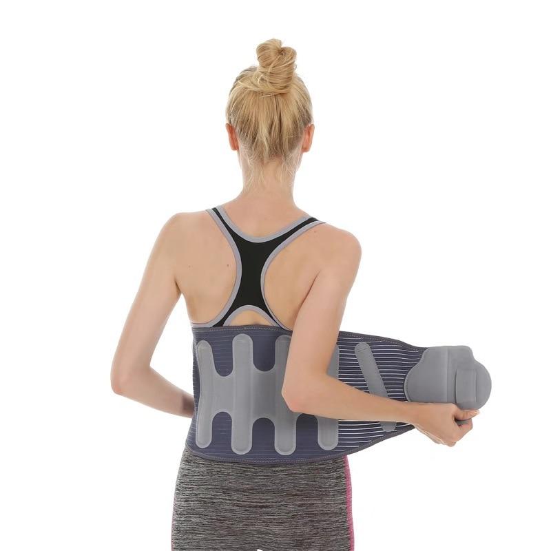 Hot Pressing Thermal Plate Waist Supporter Belt Four Seasons Fitness Waist Pain Relief Waist Trainer Support Belt Waist Trimmer