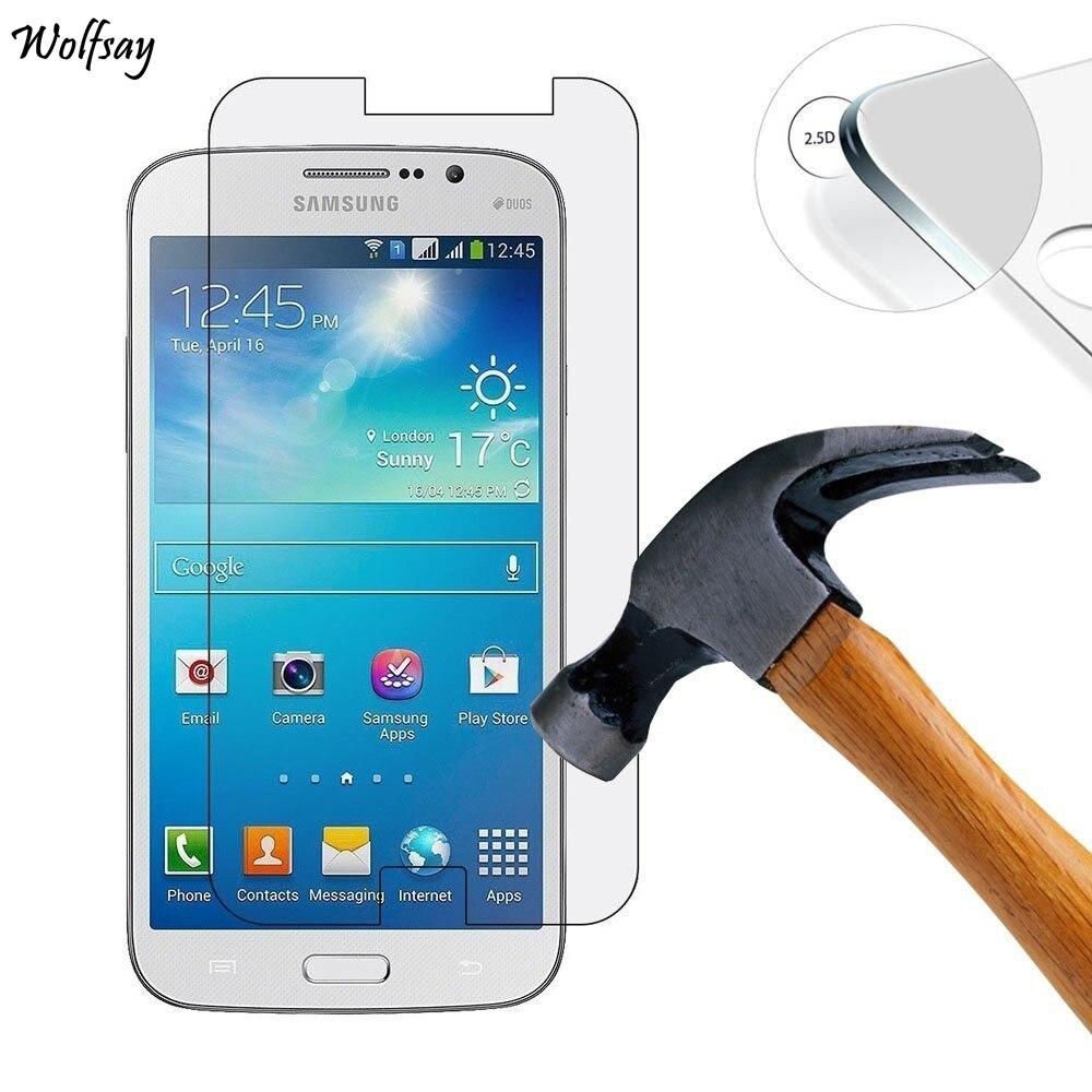 2pcs Für Gehärtetem Glas Samsung Galaxy S6 Screen Protector Für Samsung Galaxy S6 Glas Für Samsung S6 Schutzhülle Film wolfsay