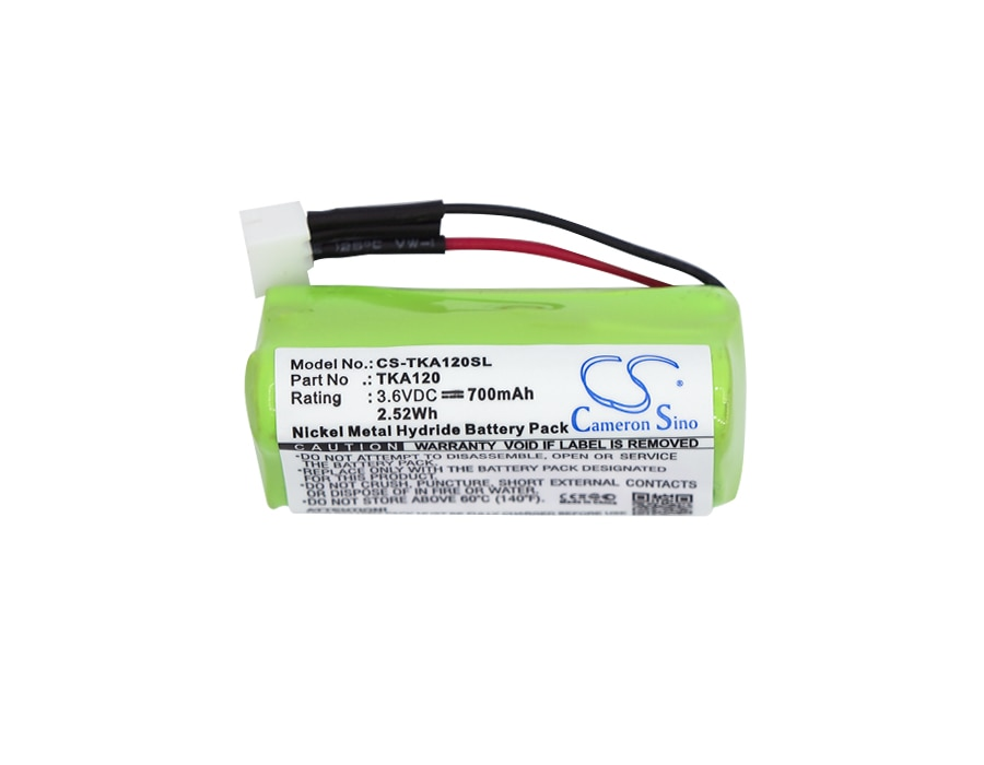 Cameron Sino 700mAh Battery for TDK Life On Record A12,TKA120