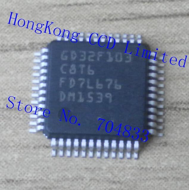 GD32F103C8T6 GD32F103 C8T6 GD32VF103C8T6