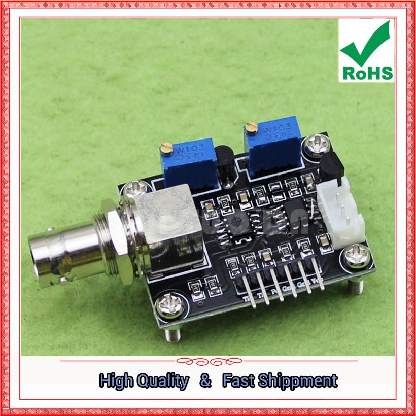 PH قيمة جهاز استكشاف وحدة مستشعر درجة الحموضة مع المزدوج درجة الحرارة التعويض مجلس (C5B1)