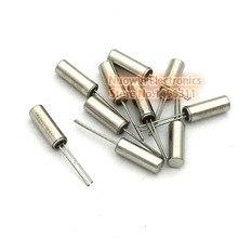 50pcs 3*8 24MHz 20ppm 15pF Cylindre résonateur à quartz