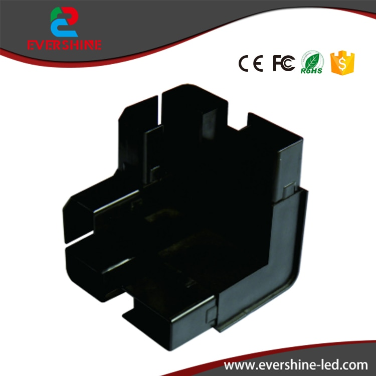 50102 Plastic Arc Corner for LED Sign Board Frame Accessories