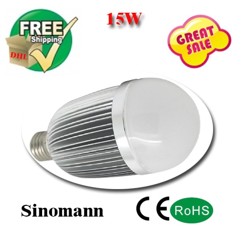 Lampadine led e27 15 vatios bien/blanco cálido 15 W e27 5730 bombillas LED para el hogar 1800LM LED E27
