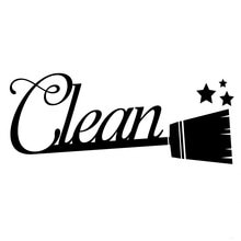 20.3CM*8.3CM Clean - Vinyl Sticker Decal Fresh Illest Import Car Styling Accessories Motorcycle Car
