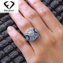 Square 14K Gold Diamond Ring Peridot Gemstone Anillos bague diamant Bizuteria Engagement 2carat 14k gold Rings for Women
