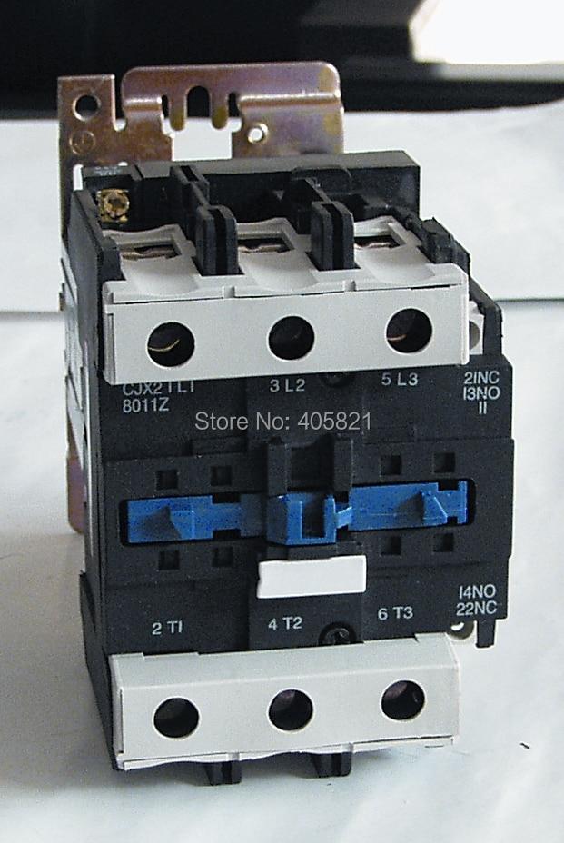 Mejor calidad 80A DC Contactor CJX2-80Z 3 P