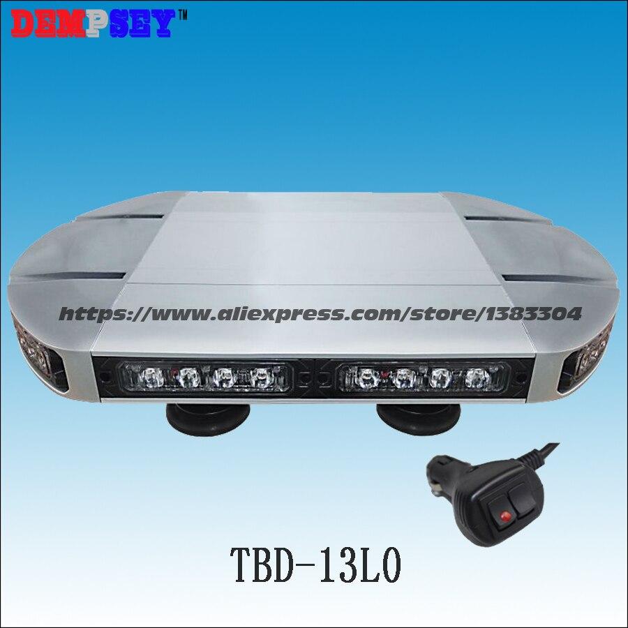 Mini Barra de luz de seguridad de emergencia de TBD-13L0/mini Barra de luz LED de 40 W/Mini Barra de luz estroboscópica de camión de 12 v/Barra de luz estroboscópica de tubo TIR