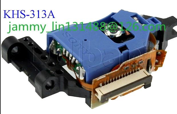 100% marca nuevas ópticas camioneta KHS-313A 313A cabeza láser para KHM-313AAA KHM-313AHC KHM-313AAM Mecanismo de DVD acogedor reproductor de DVD