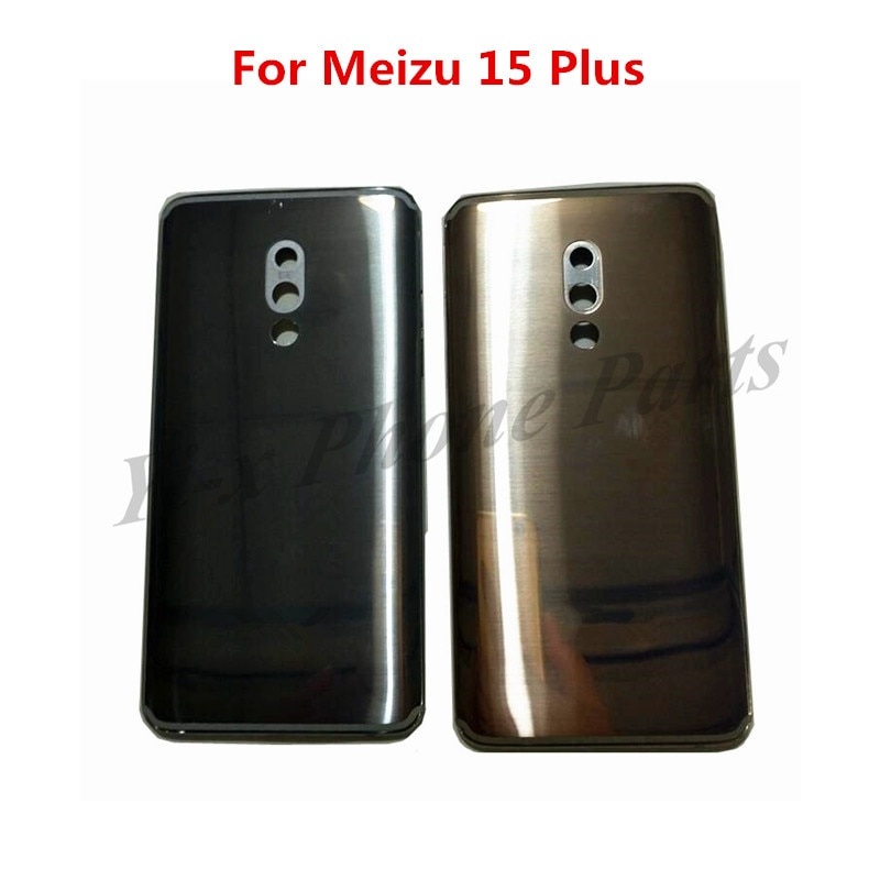 New Back Battery Cover For MEIZU 15 Plus MX 15 Plus Housing Case Replacement Parts