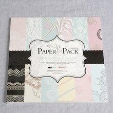 ENO-paquet de papier pour voeux de mariage   Papiers de Scrapbooking de mariage de 12 pouces pour la fabrication de cartes, papiers décoratifs artisanaux en papier
