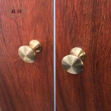 Tiroir de armoire classique vintage   Poignée en cuivre pur, meuble darmoire, poignée de porte en cuivre complet contemporain et contracté