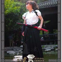 Japanse Pro Kendo Kendogi Iaido Aikido Keikogi Hakama Kimono Martial Uniform