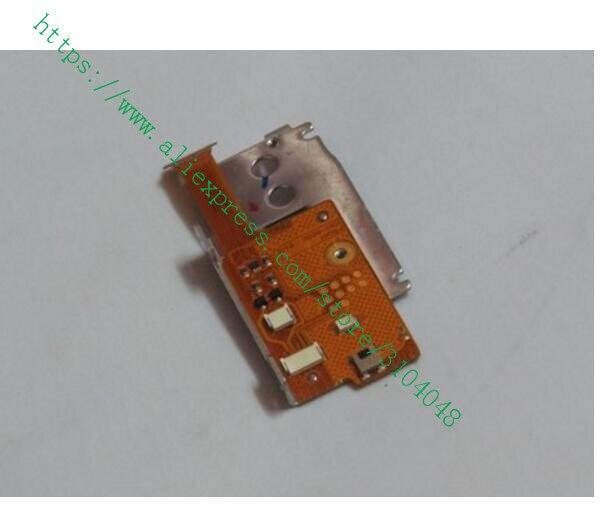 Nuevo espejo caja FPC conectar interfaz de obturador flexible Reparación de placa piezas para Canon para EOS 5D Mark II; 5D2 5DII DS126201 SLR