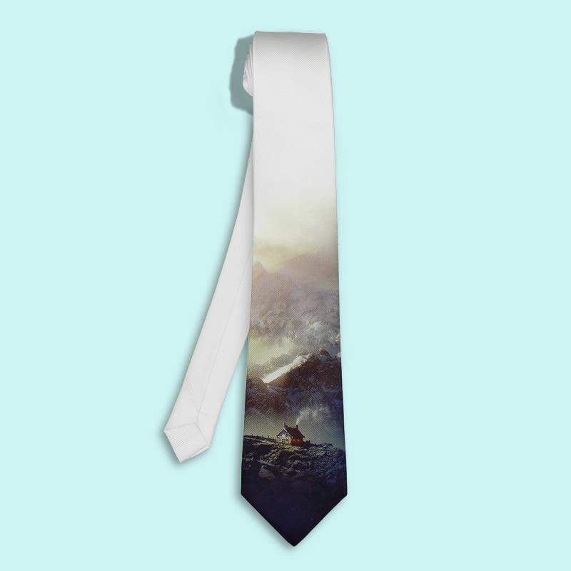 Fanzhuan Free Shipping Summer men's male fashion casual Fashion Tie British Van Groom Ceremonial Dress Formal Tie Himalay 8cm6cm