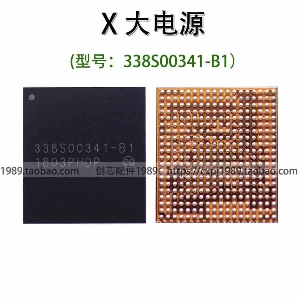 2pcs New U2700 338S00341-B1 For iPhone X Main Big Power IC Large Power Supply Chip PMIC