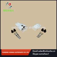 2 Pin Sumitomo automotive kabelboom connector Vrouwelijke en Mannelijke Kit PA66 6180-2321 6187-2311 Voor Honda