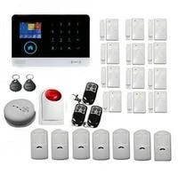 Yobang-systeme dalarme securite sans fil   wifi GSM  systeme dalarme  securite a domicile  Signal sans fil 900 1800 1900MHz