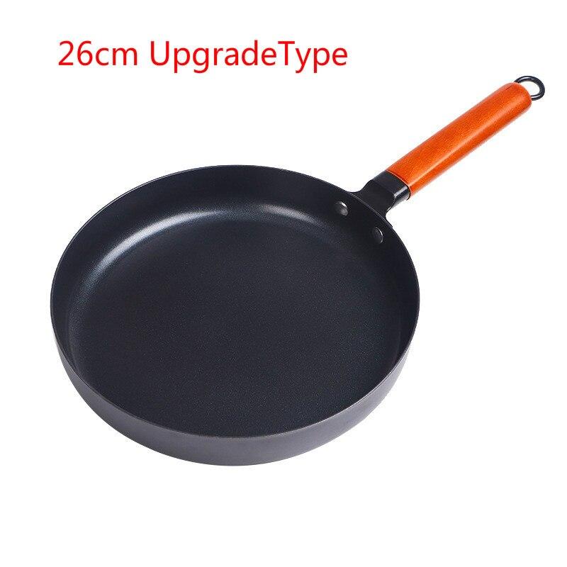 20/26 см чугунная антипригарная сковорода кастрюля для приготовления пищи мини чугунная Сковорода кастрюли и кухонные сковороды домашняя по...