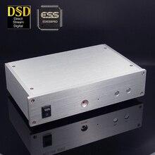 Nouveau SU3B PC HIFI ES9028PRO ES9038PRO asynchrone XMOS U8 USB DSD DAC décodeur Audio