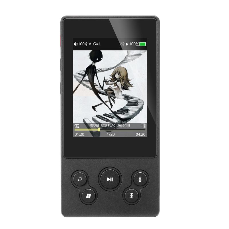 XDuoo X3II X3 II USB DAC Mp3 плеер Bluetooth 4,0 AK4490 Портативный HI FI Mp 3 музыкальный плеер DSD128 без потерь MP3/WAV/FLAC