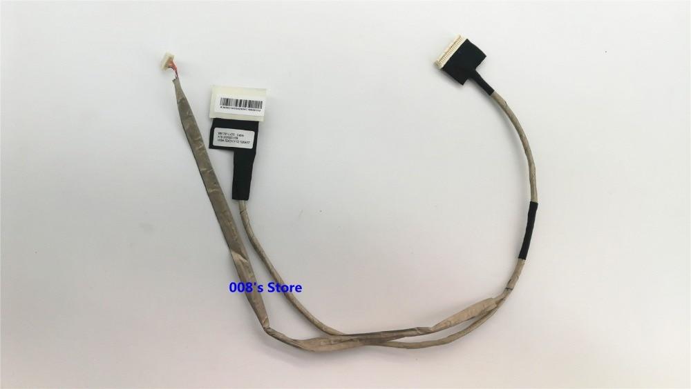 Nuevo LED cable LVDS de LCD para MSI GT70 GT780 GT780DX GT783 GX780 MS-1761 MS1761 MS-1762 GTX670 GTX680 K19-3031003-H39 pantalla Flex